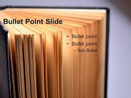 powerpoint template book theme editable book template metlic info