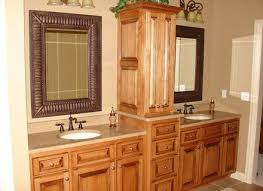 linen closet ideas bathroom transitional with glass front cabinets