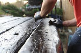 railroad ties table u2013 wood by joe