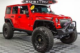 red jeep wrangler unlimited owned 2015 jeep wrangler unlimited red