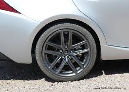 lexus stock rims first drive review 2014 lexus is video the truth about cars