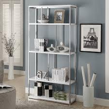 white metal bookcase thesecretconsul com