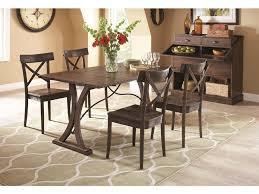 largo international dining room folding top dining table d682 33