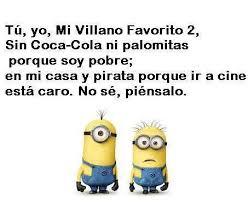 Memes De Los Minions - fancy memes de los minions en espa祓ol mi villano favorito on