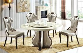 marble dining table 6 chairs round suppliers with bench 23742