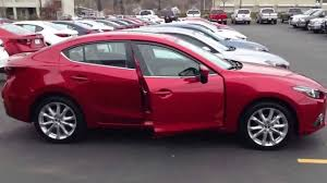mazda 4 foothills auto mall 2014 mazda 3 s 4 door grand touring soul red