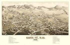 Forrest Fenn Map Santa Fe New Mexico Familypedia Fandom Powered By Wikia