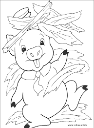 pigs 13 pigs printable coloring pages