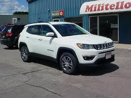 jeep compass white 2017 jeep compass latitude for sale fairmont mn 2 4 i4 multiair