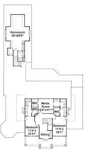 Colonial House Plan by Prentiss Manor Colonial Home Plan 024s 0023 House Plans And More