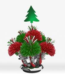 Christmas Tree Centerpieces Wedding by Themed Party Centerpieces And Wedding Centerpieces By Wanderfuls