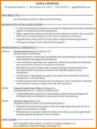 resume objective exles for highschool students resume objective exles for college students