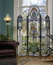 Glass Panel Room Divider 393 Best Stained Glass Images On Pinterest Glass Glass Art And