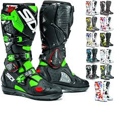 motocross boot reviews sidi crossfire 2 srs motocross boots motocross boots