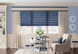 Custom Roman Shades Roman Shades Budget Blinds Arched Roman Shades Control Options