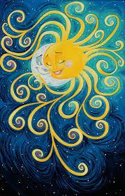 244 best moon sun crafts images on sun moon sun moon