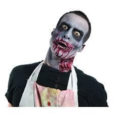 Zombie Chef Halloween Costume Zombie Chef Images Reverse