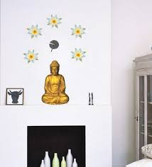 home decor line buy vinyl gautama wall sticker by home decor line