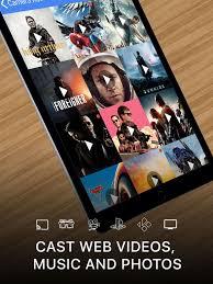 chromecast tv streamer on the app store