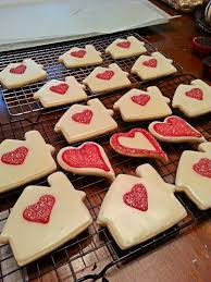 housewarming cookies special order housewarming sugar cookies savor food