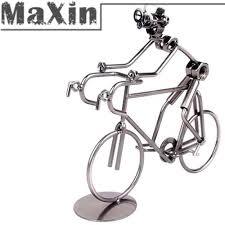 best metal frame craft retro vintage bicycle models ornaments for