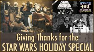 192 giving thanks for the wars special skywalking