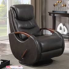 derrick wood arm leather reclining chair costco uk