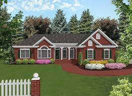 Best Ranch Home Plans by Attractive Mid Size Ranch 2022ga Architectural Designs House