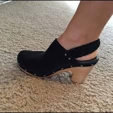 ugg dafni sale 74 ugg shoes ugg dafni womens suede clog size 6 5