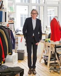 pul smith sir paul smith i learnt the trade doing some crummy telegraph
