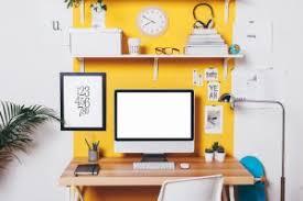 travailler chez soi comment organiser bureau communication