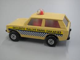matchbox range rover toy matchbox security car police patrol no 20 rolamatics
