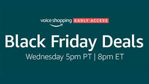 black friday 2017 deals early release through voice
