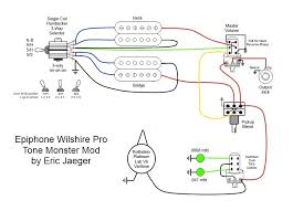 epiphone les paul wiring diagram u0026 inner or outer coil split