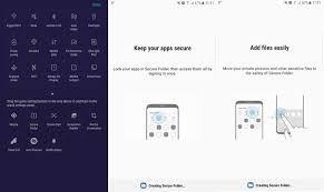 folder apk samsung galaxy s7 secure folder app apk now available for