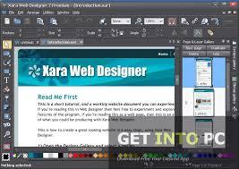 free web designer xara web designer premium free