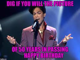 Prince Birthday Meme - prince bday meme generator imgflip