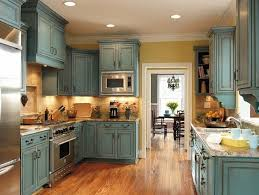 distressed painted kitchen cabinets interesting distressed kitchen cabinets stunning home decorating