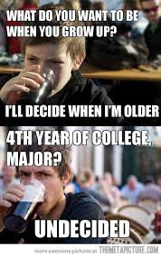 College Guy Meme - fancy lazy senior then and now testing testing