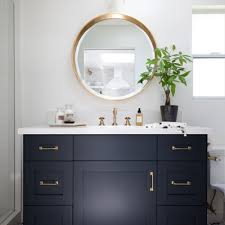 what size cabinet above sink how high to place your bathroom fixtures inspired to style
