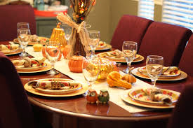 thanksgiving dinner table settings the apron gal thanksgiving table decorating ideas