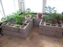 garden wall cinder block garden wall 17 best images about cement block garden