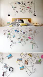 Artistic World Map by 10 World Map Designs To Decorate A Plain Wall Contemporist