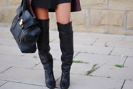 womens the knee boots canada top 9 styling tips for to look prominent in crowd trends
