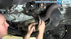 2000 hyundai elantra catalytic converter how to replace install downstream oxygen o2 sensor 2001 06 hyundai