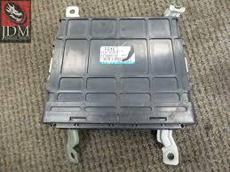 99 02 mazda mpv automatic 2 0l engine control unit ecu fs1e 18