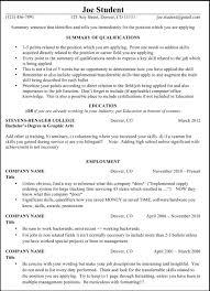 Sle Resume by Student Resume Sle Resume Sle For Internship Journalist Resume