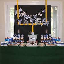 56 best baby shower ideas images on pinterest football parties