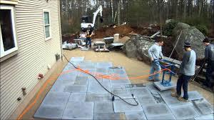 exterior how to install pavers design ideas for modern patio