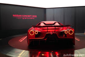 nissan gran turismo tms 2015 nissan concept 2020 vision gran turismo could preview